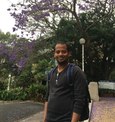Yalemzewod Assefa Gelaw is a PhD student at the Spatial Epidemiology Group, University of Queensland